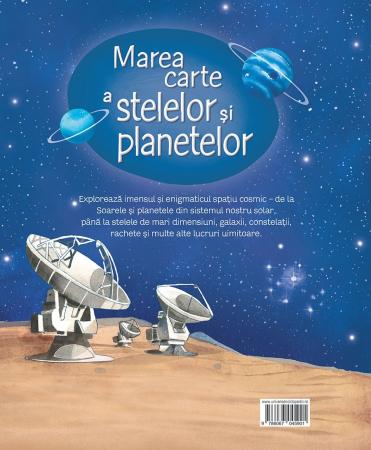 Marea carte a stelelor si planetelor (Usborne) [4]