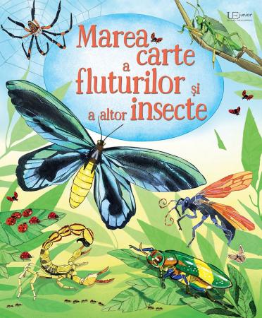 Marea carte a fluturilor si a altor insecte (Usborne) [0]