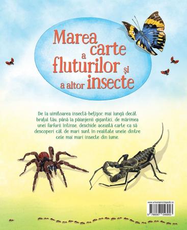 Marea carte a fluturilor si a altor insecte (Usborne) [5]