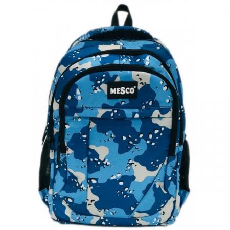 Rucsac Fashion albastru+negru MES211620L [0]