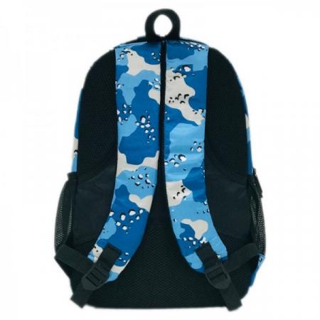 Rucsac Fashion albastru+negru MES211620L [1]
