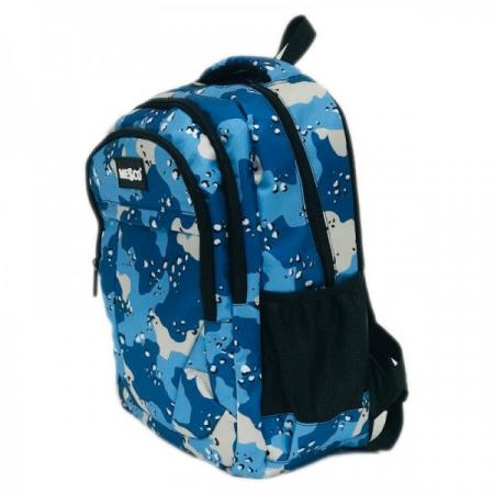 Rucsac Fashion albastru+negru MES211620L [3]