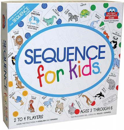 Joc de societate SEQUENCE for kids [0]