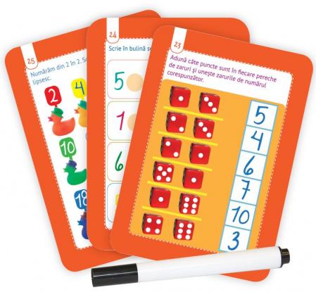 Jocuri cu numere SCRIE ȘI ȘTERGE! INIȚIAT [1]