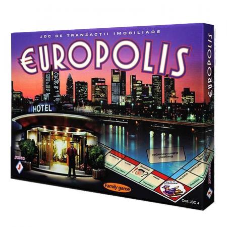 EUROPOLIS - Orașe din Europa [0]