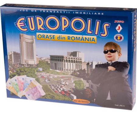 EUROPOLIS  - Orașe din România [0]