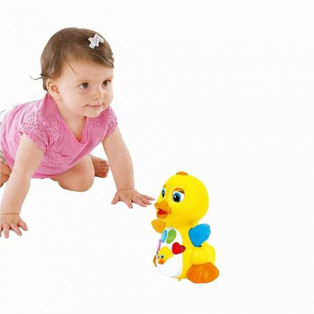Rățușca dansatoare Hola Dancing Duck [2]