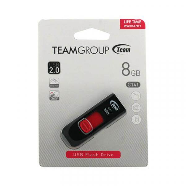 Stick memorie 8 GB USB 2.0 Team [0]