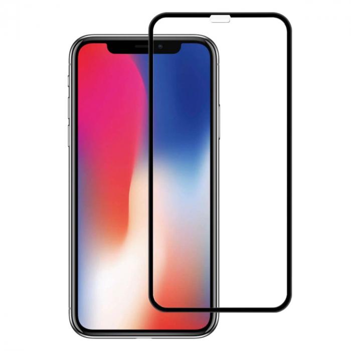 Folie Apple iPhone XS Max Full Glue Neagra [0]