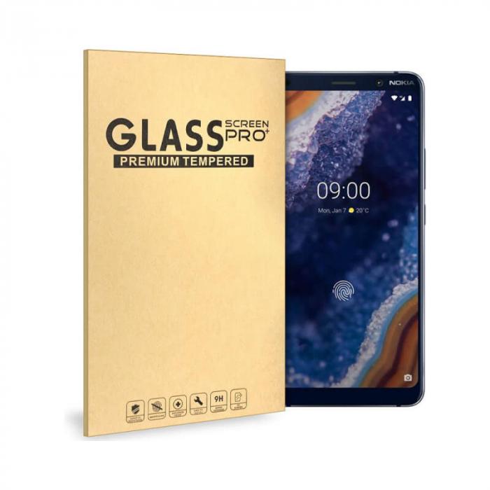 Folie Huawei Nova 5T 9H Full Glue 3D Neagra [0]