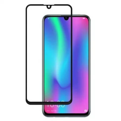 Folie Huawei P Smart 2019 Full Glue Neagra 0