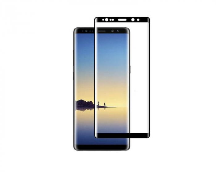 Folie Samsung Galaxy Note 8 2017 Full Glue Neagra 0