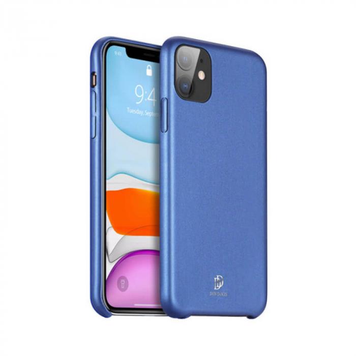 Husa Apple iPhone 11 Albastru SkinLite DuxDucis 0