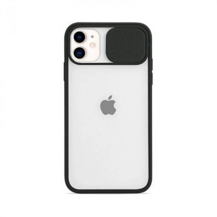 Husa Apple iPhone 11 Negru Antisoc Kia 0