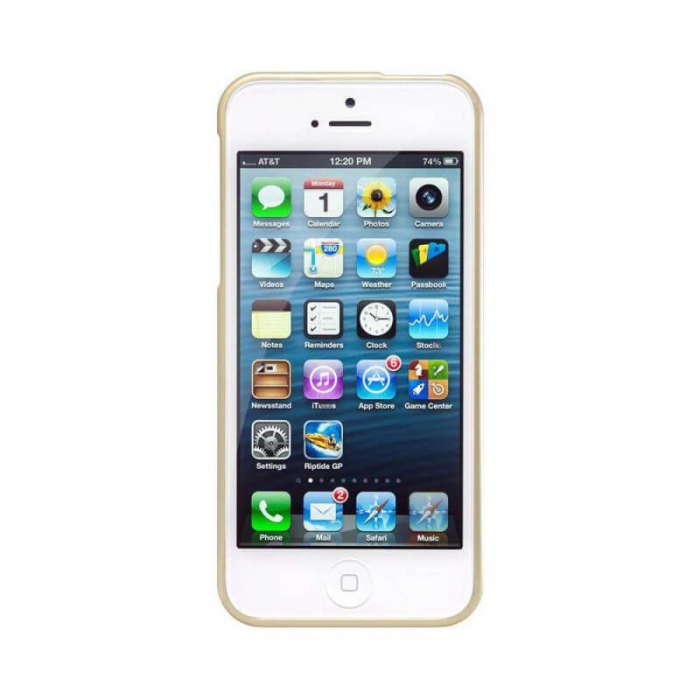 Husa Apple iPhone 11 Pro Auriu Mercury Jelly 1