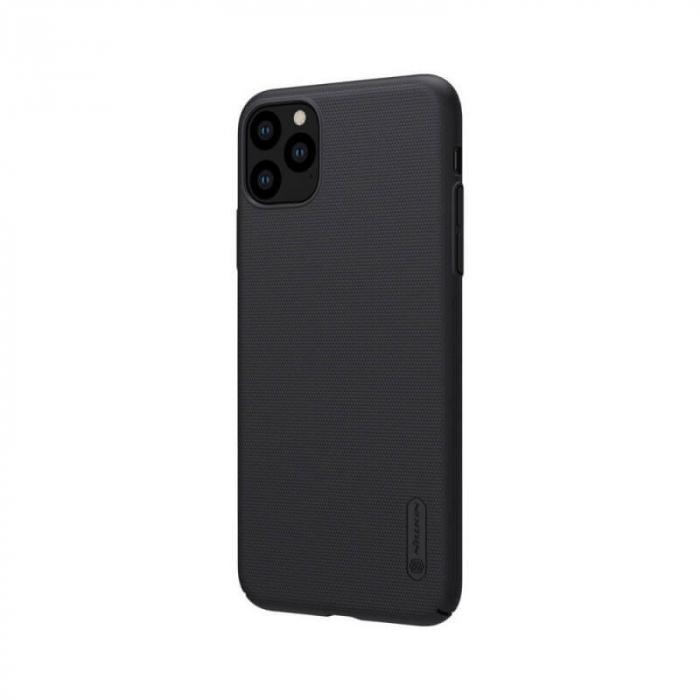 Husa Apple iPhone 11 Pro Max Negru Nillkin Frosted 2