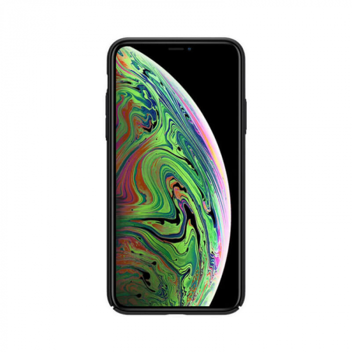 Husa Apple iPhone 11 Pro Max Negru Nillkin Frosted 1