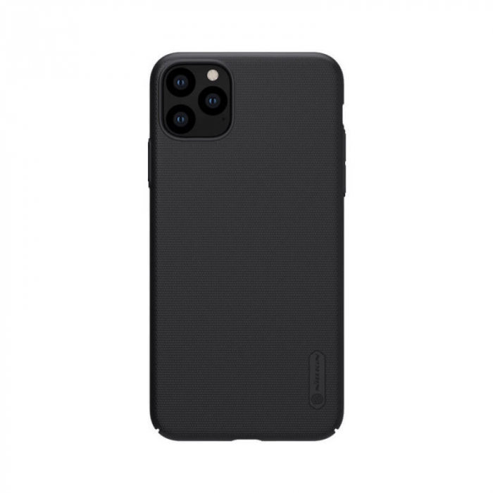 Husa Silicon iPhone 11Pro Negru Nillkin Frosted 0