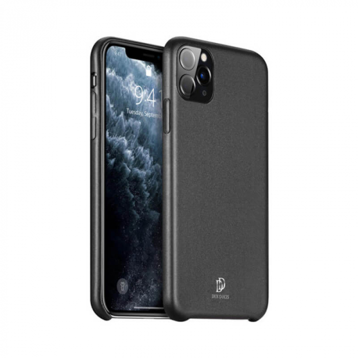 Husa Apple Iphone 11 Pro SkinLite DuxDucis Negru 0