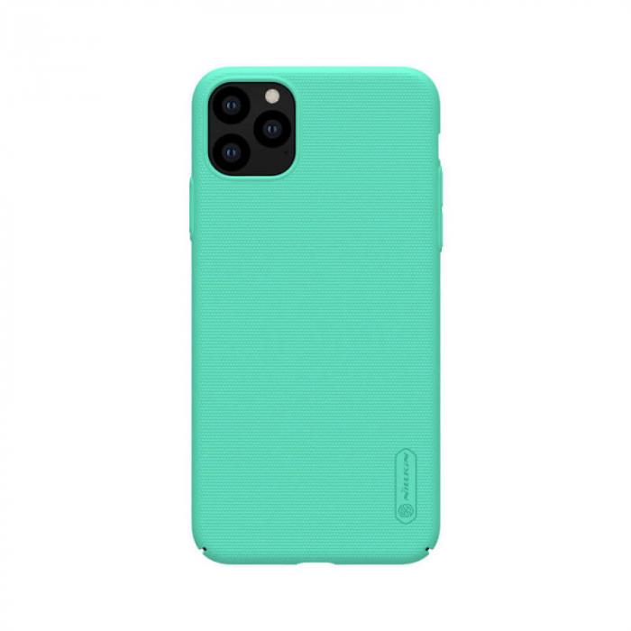 Husa Apple iPhone 11 Pro Turcoaz Nillkin Frosted 0