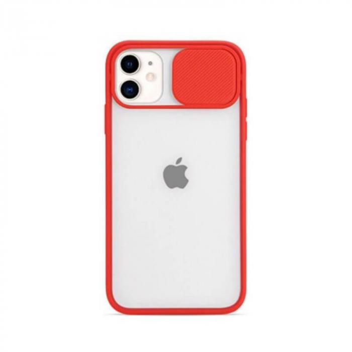 Husa Apple iPhone 12 Mini Rosu Antisoc Kia [0]