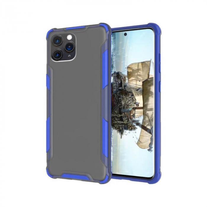 Husa Apple iPhone 12 Pro Antisoc Albastru [0]