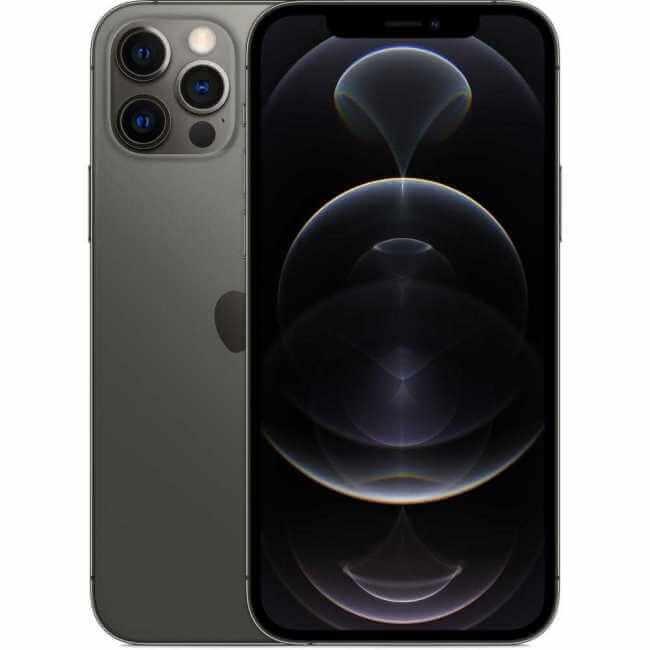 Husa Apple iPhone 12 Pro Flip Oglinda Negru Tip Carte Clear View [5]