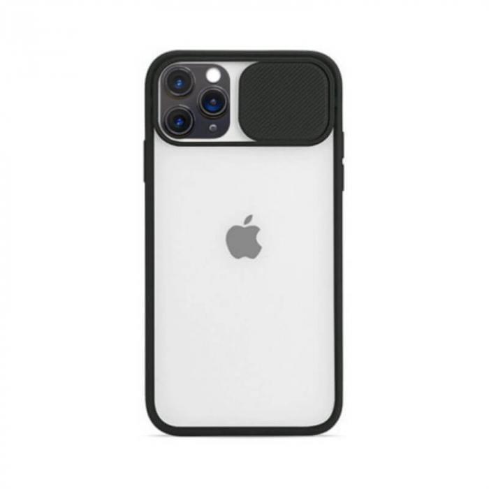 Husa Apple iPhone 12 Pro Max Negru Antisoc Kia [0]