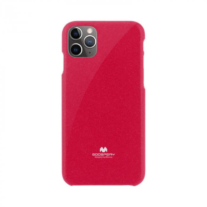 Husa Apple iPhone 12 Pro Rosu Mercury Jelly 0