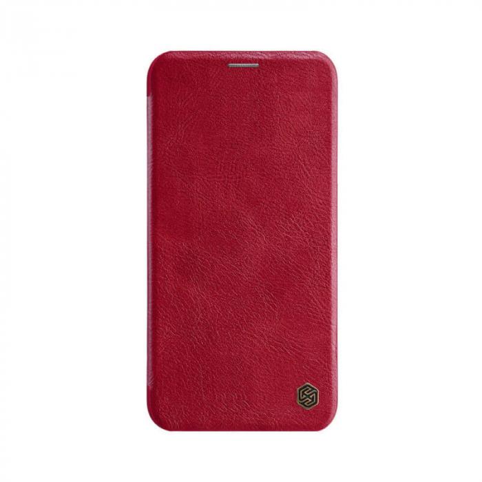 Husa Apple iPhone 12 Pro Rosu Nillkin Qin 0