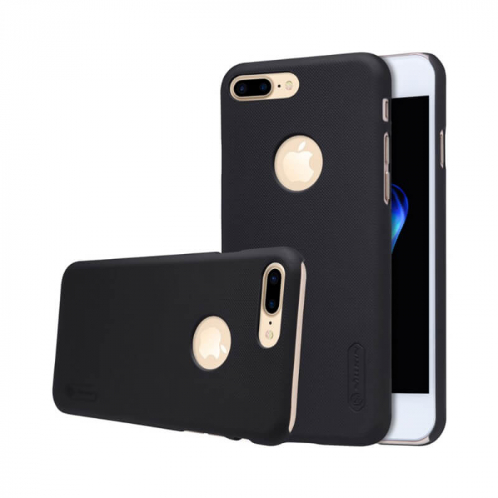 Husa Silicon iPhone 7 Negru Nillkin Frosted 1