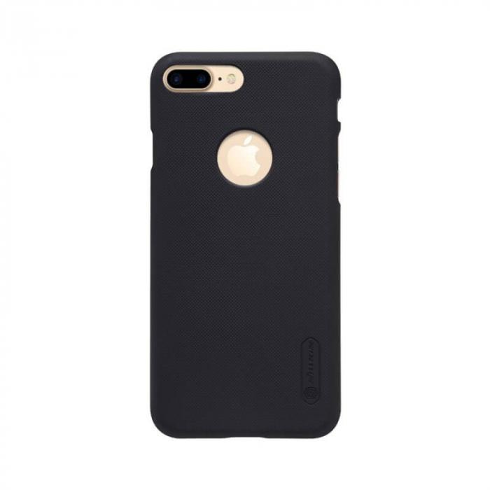 Husa Silicon iPhone 8 Plus Negru Nillkin Frosted 0