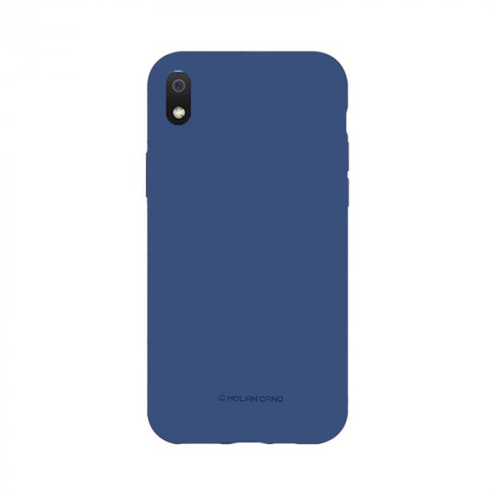 Husa Apple iPhone X Albastru Molan Cano 0