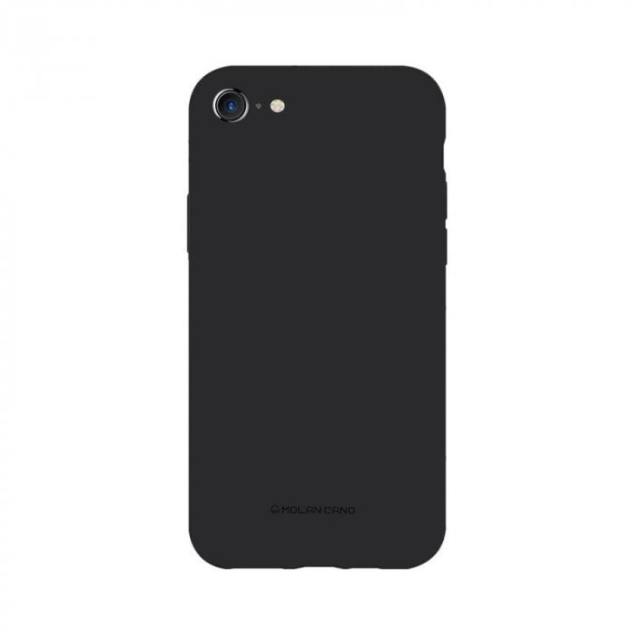 Husa Apple iPhone 8 Silicon Negru Molan Cano 0