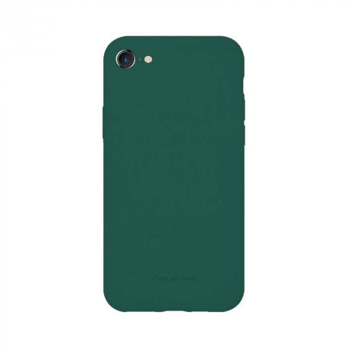 Husa Apple iPhone 8 Silicon Verde Molan Cano 0