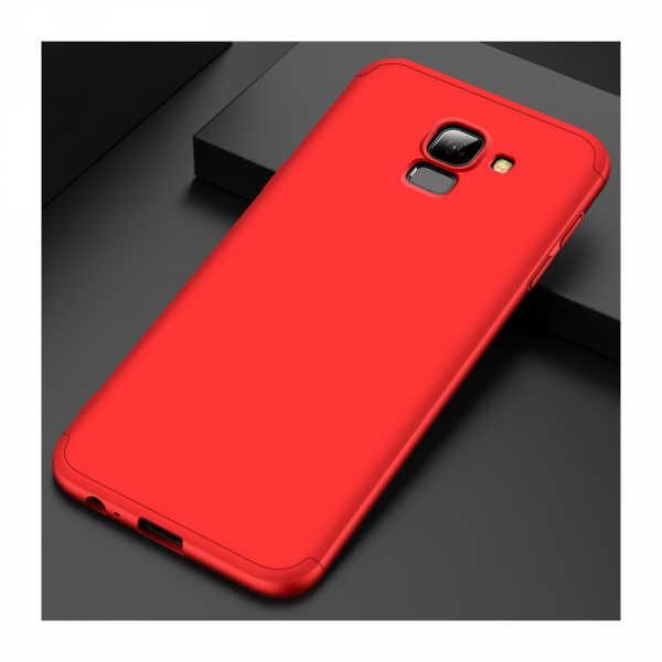Husa Carcasa Samsung Galaxy J6 2018 Rosie Red 0