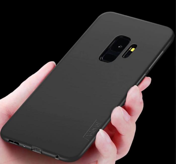 Husa Samsung Galaxy S9 Silicon Negru X-Level 2