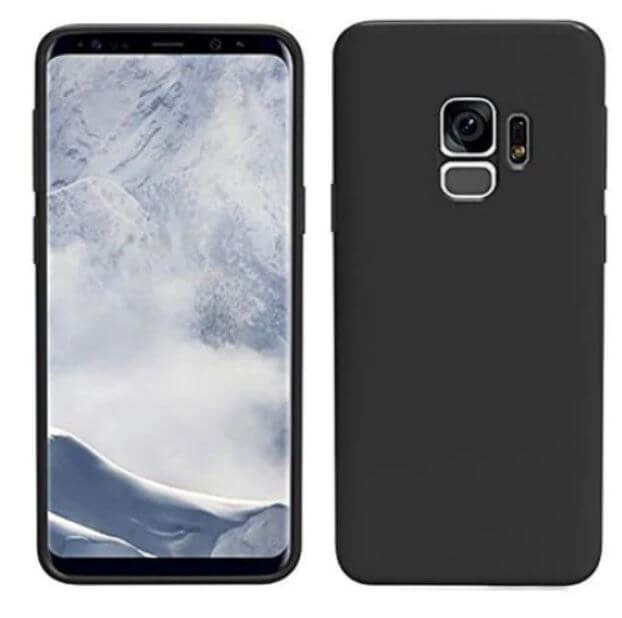 Husa Samsung Galaxy S9 Silicon Negru X-Level 0