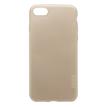 Husa carcasa iPhone 7 / iPhone 8 silicon colorat X-Level Auriu (Gold) 0