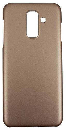 Husa carcasa Samsung Galaxy A6 Plus 2018 / J8 Plus / A9 Star Lite Silicon Colorat X-Level Auriu (Gold)