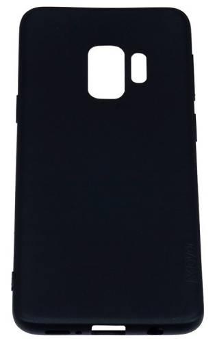 Husa carcasa Samsung Galaxy S9 Silicon Colorat X-Level Negru (Black) 0