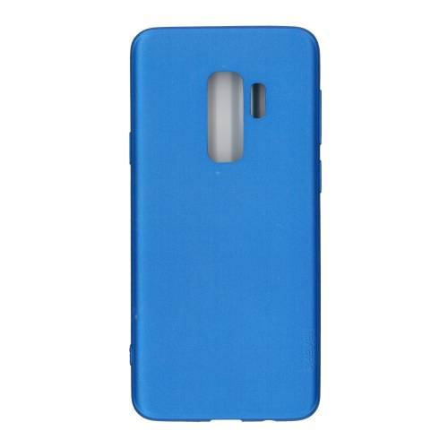 Husa carcasa Samsung Galaxy S9 Plus Silicon Colorat X-Level Albastru (Blue) 0