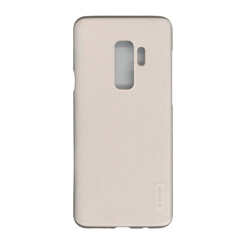 Husa carcasa Samsung Galaxy S9 Plus Silicon Colorat X-Level Auriu (Gold) 0