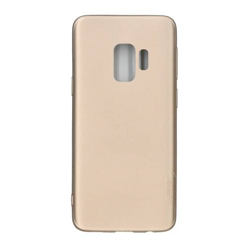 Husa carcasa Samsung Galaxy S9 Silicon Colorat X-Level Auriu (Gold) 0
