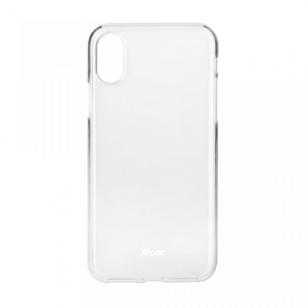 Husa iPhone X / Xs Silicon TPU Transparent Ultraslim 0.3mm 0