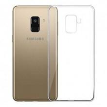 Husa Samsung Galaxy A6 Plus 2018 / J8 2018 / A9 Star Lite Silicon TPU Transparent Ultraslim 0.3mm 0