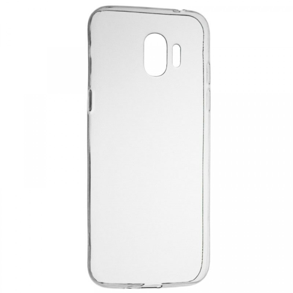 Husa Samsung Galaxy J4 Silicon TPU Transparent Ultraslim 0.3mm 0