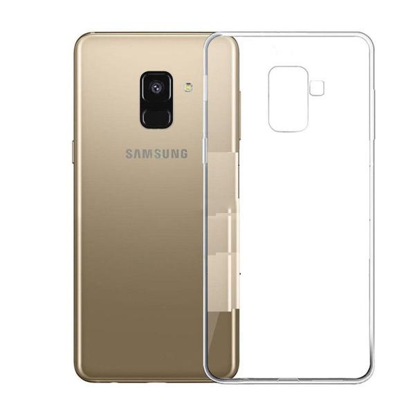 Husa Samsung Galaxy J6 Prime / J6 Plus Silicon TPU Transparent Ultraslim 0.3mm 0