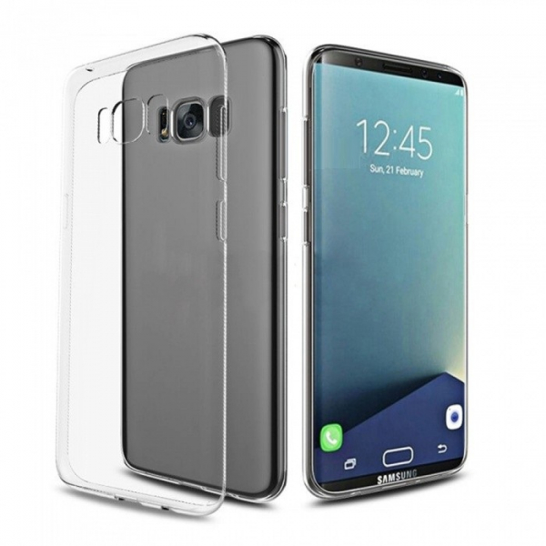 Husa Samsung Galaxy S8 Silicon TPU Transparent Ultraslim 0.3mm