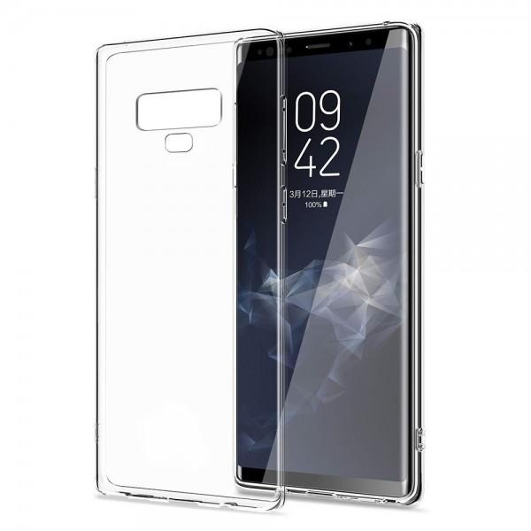 Husa Samsung Galaxy Note 9 Silicon TPU Transparent Ultraslim 0.3mm